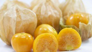 ゴールデンベリー(食用ほおずき)